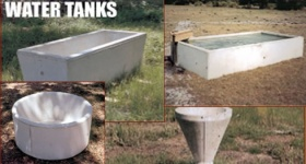 Water Tanks and Horse Waterers